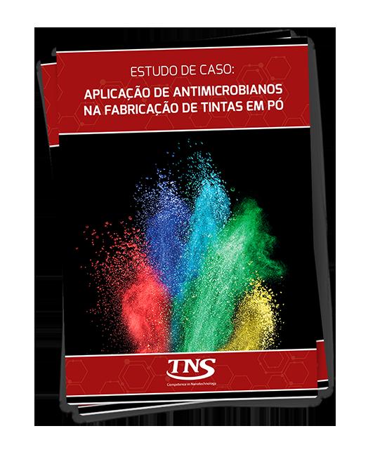 Aplicação de antimicrobianos na fabricação de Tintas em Pó