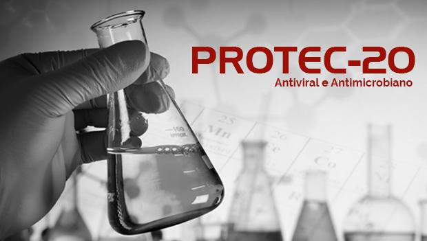 Nanopartícula TNS apresenta atividade antiviral