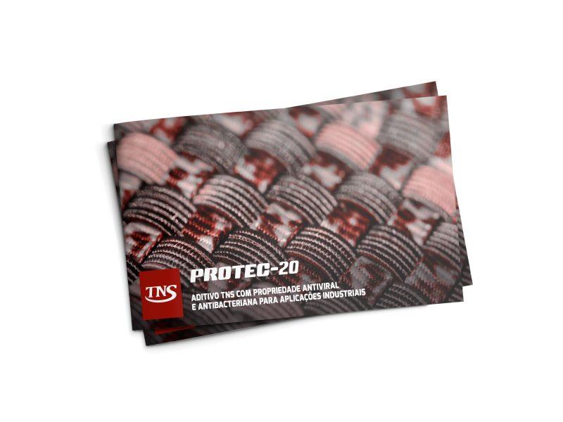 Antiviral Protec-20 – Aplicação na Indústria Textil