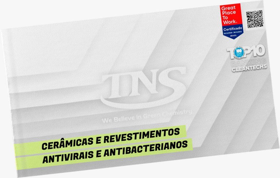 Cerâmicas e Revestimentos Antivirais e Antibacterianos