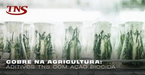 Cobre en agricultura: aditivos con acción biocida