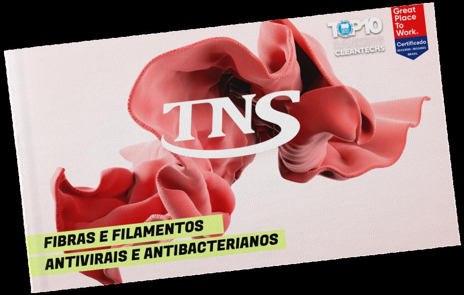 Fibras e Filamentos Antivirais e Antibacterianos